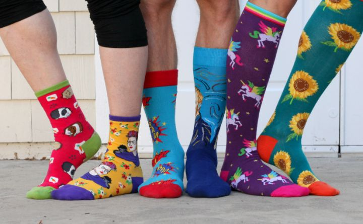 #crazysocks4docs - Stop the mental health stigma in medicine