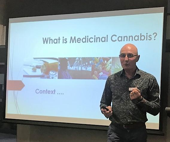 Medicinal Cannabis Networking Event