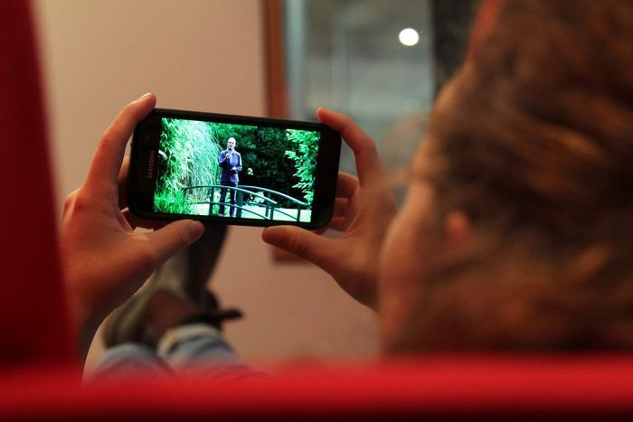 Screen time at close range could lead to 'tsunami of myopia' and eyesight issues